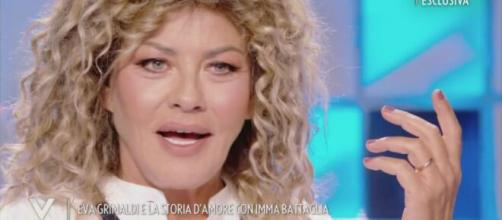Verissimo, Eva Grimaldi su Garko: 'Ho saputo fin da subito che era gay'.