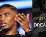 Samuel Eto'o clashe France Football et met la Toile en moonwalk