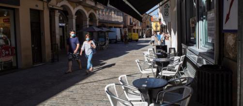 Aranda de Duero, en confinamiento por la elevada tasa de contagios de coronavirus y 'circulación comunitaria'