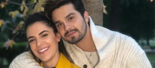 Em rede social, Jade Magalhães confirma término com Luan Santana. (Reprodução/Instagram)