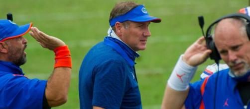 Florida coach Dan Mullen announces he's tested positive for COVID-19 - fansided.com [Blasting News library]