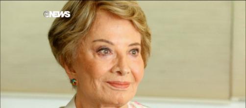 Glória Menezes brilhou na década de 60. (Reprodução/TV Globo)