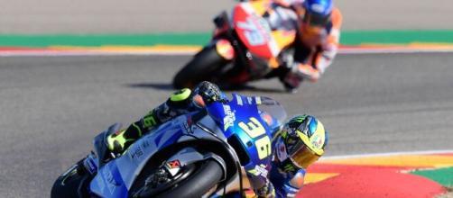 Moto GP, Aragon: Rins vince davanti a Marquez e Mir