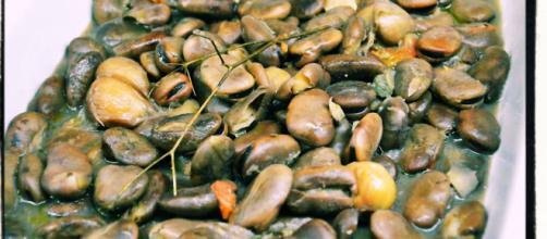 La favata di maiale è un piatto tipico autunnale.