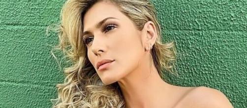 Lívia Andrade ainda comentou sobre sua saída do SBT. (Arquivo Blasting News)