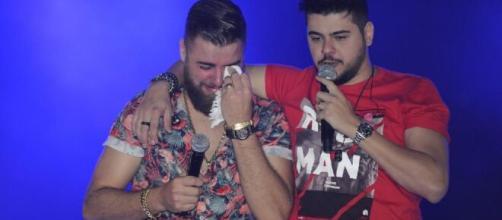 Mãe de Cristiano, da dupla Zé Neto e Cristiano, leva tombo e sofre uma parada cardíaca. (Arquivo Blasting News)