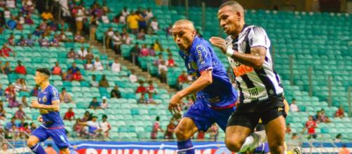 Nessa segunda-feira (19), Bahia e Atlético Mineiro se enfrentam pela 17ª rodada do Brasileirão, às 20h, em Salvador. (Arquivo Blasting News