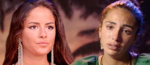 Sandra se enfureció con Melyssa, al saber que Tom se va solo de 'La isla de las tentaciones',