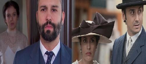 Una vita, spoiler spagnoli: Felipe e Genoveva vogliono divorziare, Susana parte.