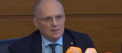 Walter Ricciardi, consigliere del Ministro della Salute Roberto Speranza.