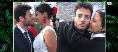 Alessandro y Patricia, nueva pareja del reality 'La Isla de las tentaciones 2'.