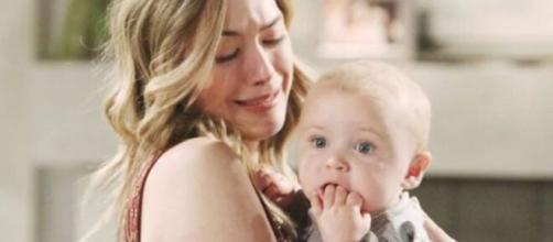 Beautiful, anticipazioni 3 ottobre: Logan e Liam si ricongiungono con Beth.