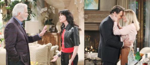 Beautiful, trame Usa: Eric caccia Quinn di casa, Brooke e Ridge fanno pace.