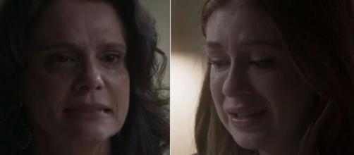 """Eliza será repreendida em """"Totalmente Demais"""". (Fotomontagem)"""