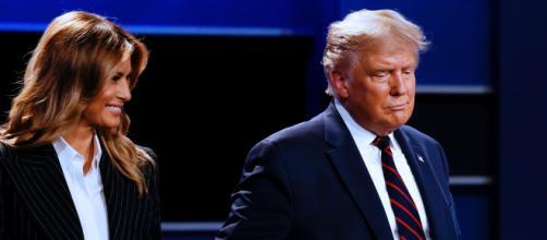 Trump et sa femme Melania testés positifs au coronavirus