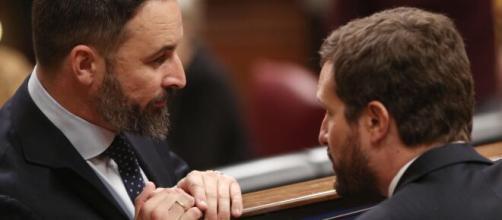 A Vox solo le quedan los apoyos extraparlamentarios en la moción de censura