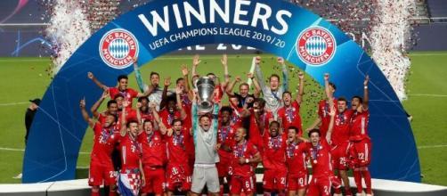 Atual campeão da Liga dos Campeões da Europa, o Bayern de Munique tem um dos elencos mais valiosos. (Arquivo Blasting News)