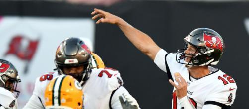 Brady y los Bucs dieron un mensaje a toda la liga - www.kxan.com