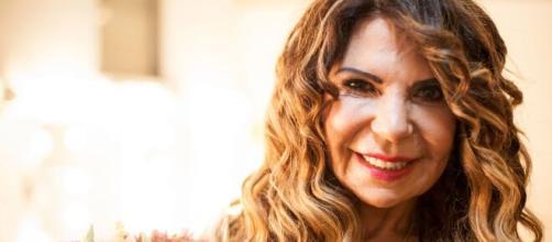 Elba Ramalho tem músicas que foram temas de novela da Globo. (Arquivo Blasting News)