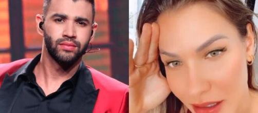 Gusttavo Lima e Andressa Suita anunciaram fim o casamento recentemente. (Arquivo Blasting News)