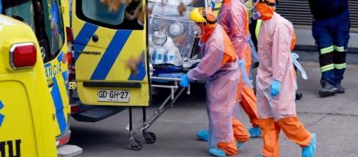 La cifra mundial confirmada por la OMS sobre los casos de coronavirus, se ubica en los 39,9 millones.