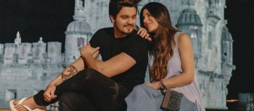 Luan Santana fala sobre fim de noivado em post no Instagram. (Arquivo Blasting News)