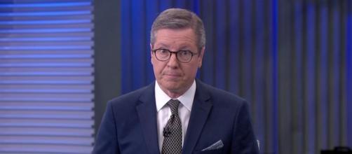 Márcio Gomes surpreende trocando Globo pela CNN Brasil. (Reprodução/TV Globo)