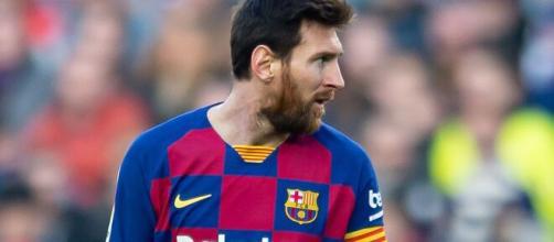 Messi é tido como um ídolo para muitos jogadores. (Arquivo Blasting News)