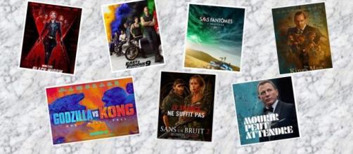 Nouveaux et meilleurs films repoussés en 2021