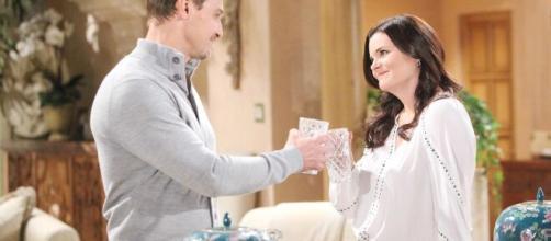 Spoiler Beautiful dal 25 al 31 ottobre: Brooke spinge il figlio di Ridge dalla scogliera.