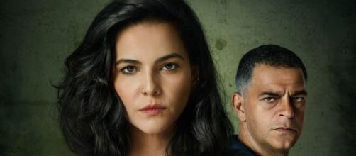 Tainá Múller, Camila Morgado e Eduardo Moscovis são destaques de 'Bom dia, Verônica'. (Arquivo Blasting News)