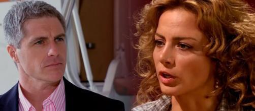 Augusto começa a tratar Renata de forma diferente. (Fotomontagem)