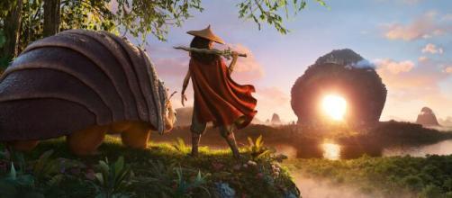 Disney libera la primera imagen de 'Raya y el último dragón'