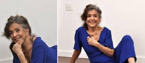 Em entrevista, Betty Faria ressalta que recebe cantadas de pessoas mais jovens. (Arquivo Blasting News)