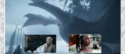 Game Of Thrones Saison 8, Emilie Clarke revèle la fin de Drogon et Daenerys