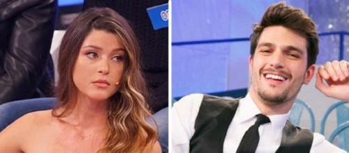 GF Vip, Natalia sulle voci di tradimento di Andrea: 'Assente dai social, capite il momento'.