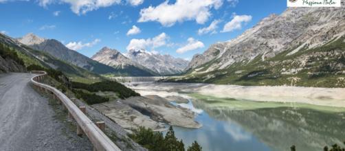 Giro d'Italia, la 18^ tappa Pinzolo-Laghi di Cancano.