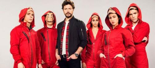 Imagen promocional de la serie 'La Casa de Papel'