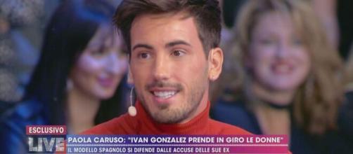 Ivan Gonzalez è stato lasciato da Oriana Marzoli, lei: 'Non prova appetito fisico con me'.