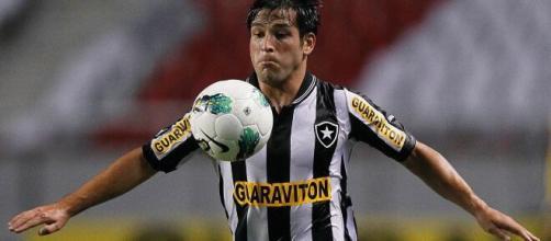 Lodeiro foi ídolo no Botafogo. (Arquivo Blasting News)