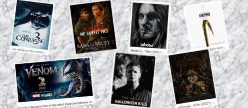 Meilleurs Films d'horreur repoussés en 2021
