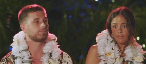 """Melyssa se enfrentó a Tom en la hoguera de confrontación en el programa """"La isla de las tentaciones""""."""