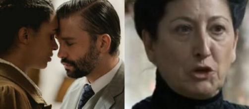 Una vita, trame 25-31 ottobre: Felipe intima a Ursula di lasciare in pace Marcia.