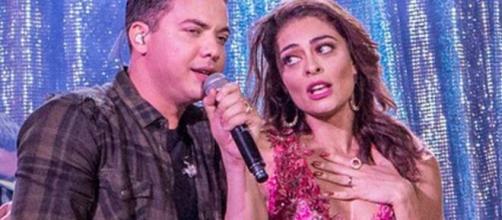 """Bibi será presenteada com um show de Wesley Safadão em """"A Força do Querer"""". (Reprodução/TV Globo)"""