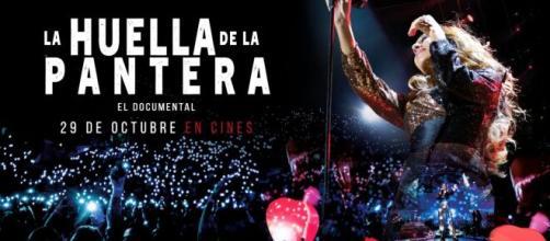 Cartel promocional del documental de Mónica Naranjo