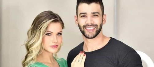 Casamento de Gusttavo Lima e Andressa Suíta chegou ao fim há alguns dias. (Arquivo Blasting News)