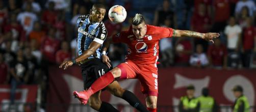 Grêmio e América de Cali se enfrentam peloGrupo E da Libertadores. (Arquivo Blasting News)