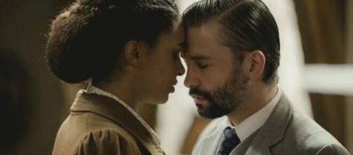 Le anticipazioni delle puntate in onda prossima settimana rivelano che Felipe intimerà a Ursula di lasciare Marcia in pace.