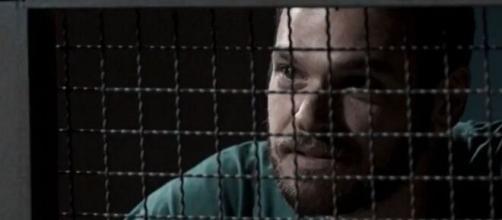 """Rubinho será preso em """"A Força do Querer"""". (Reprodução/TV Globo)"""