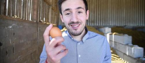 Yacine Kabeche est cofondateur de Circul'Egg
